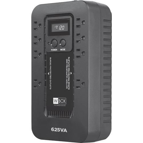 W Box 625VA UPS