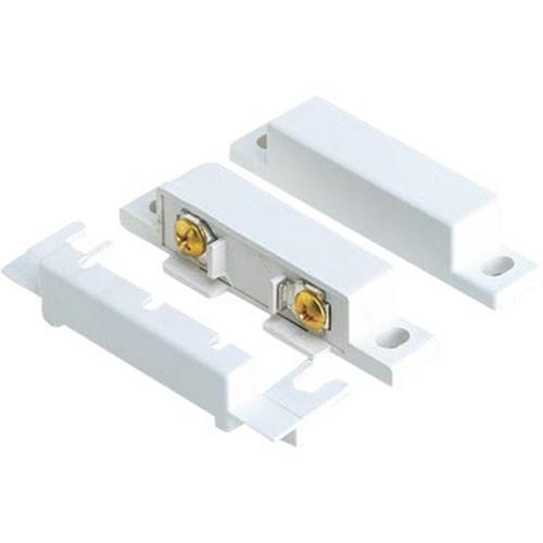 "W Box Screw Mount Magnetic Contact - N.O. - 0.85"" Gap - Closed Loop - Wireless"