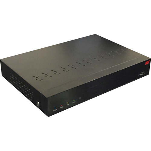 ATV Real Time Full HD, 4Ch, Poe, Network Video Recorder