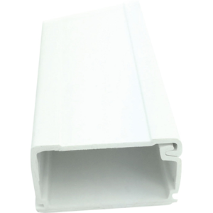 RACEWAY DUCT 3/4' 2 PACK WHITE