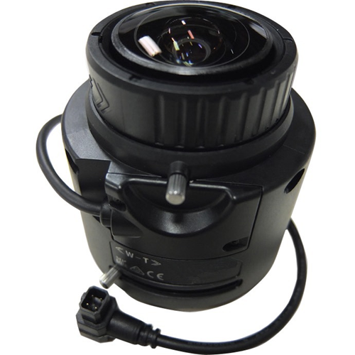 Hanwha Techwin - 4.10 mm to 9 mm - f/1.6 - Zoom Lens for CS Mount