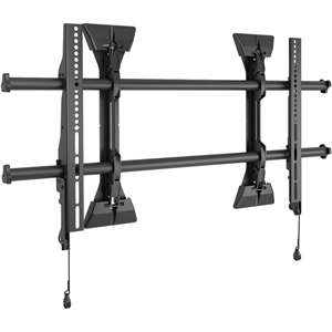 Chief Fusion Wall Fixed LSM1U Wall Mount for Flat Panel Display - Black