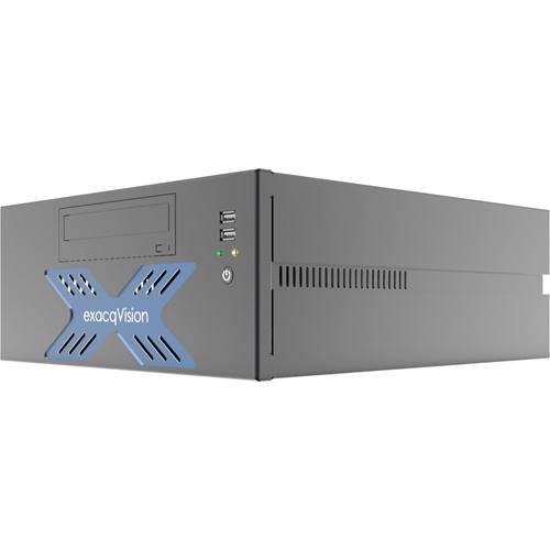 IP 2TB DT RECORDER W/ 4CAM LICS 64MAX CLIENT SVR WEB/MOBILE SW