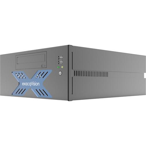 HYBRID 8TB DT RECORDER W/ 4IP  CAM LICS 64MAX & 8ANALOG AT 30FPSQ