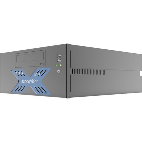 IP 6TB DT RECORDER W/ 4CAM LICS 64MAX CLIENT SVR WEB/MOBILE SW