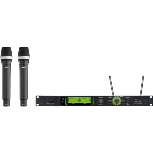 AKG DMS800 Vocal Set D5 Reference Digital Wireless Microphone System