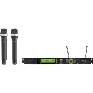 AKG DMS800 Vocal Set D7 Referennce Digital Wireless Microphone System