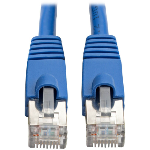 AUGMENTED SHIELDED 10G CABLE BLUE14-FT.