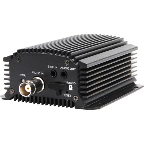 VID SRVR 1CH H264 DUAL STRM 960H-30FPS