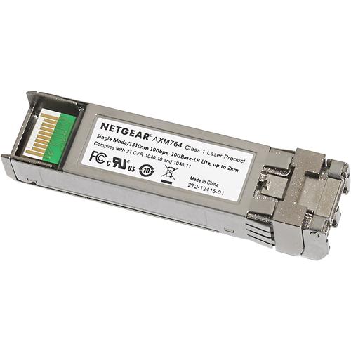 Netgear ProSAFE 10 Gigabit Base-LR Lite SFP+ Single Mode Module