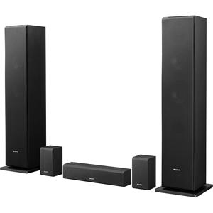 Sony 3-Way 4-Driver Floorstand Speaker