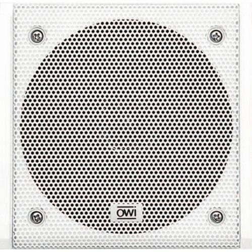 OWI M5CX725 Speaker - 25 W RMS - White