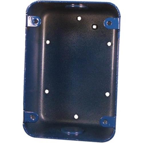 "Bosch FMM-100BB-B Surface Backbox, 4.74x3.25x2.25"" , Blue"