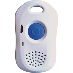 CARE SENTRY 2WAY VOICE PENDANT W/ DECT TECHNOLOGY