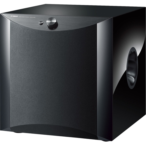 Yamaha NS-SW1000 Subwoofer System - 1000 W RMS - Piano Black