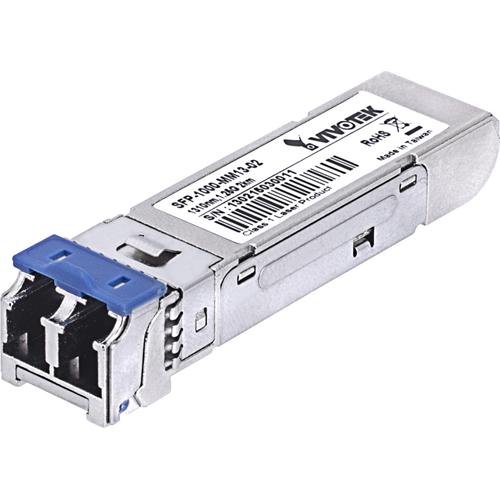 GIGABIT MINI GBIC MULTI MODE 13 10NM 2KM LC CONNECTOR