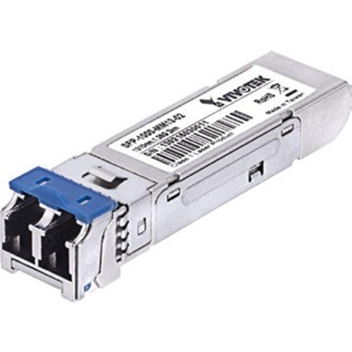 INDUSTRIAL GIGABIT MINI GBIC MU LTI MODE 850NM 0.5KM LC CONNECTOR