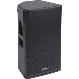 Samson RSX112A Speaker System - 1600 W RMS - Black