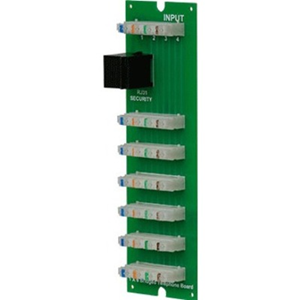 1X6 TELEPHONE BOARD (FOR USE WITH EN0800)