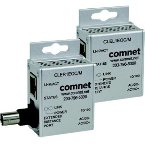 ComNet CopperLine Value Kit: Point-to-Point Mini Ethernet-over-Coax Extender