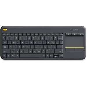 Logitech K400 Plus Touchpad Wireless Keyboard