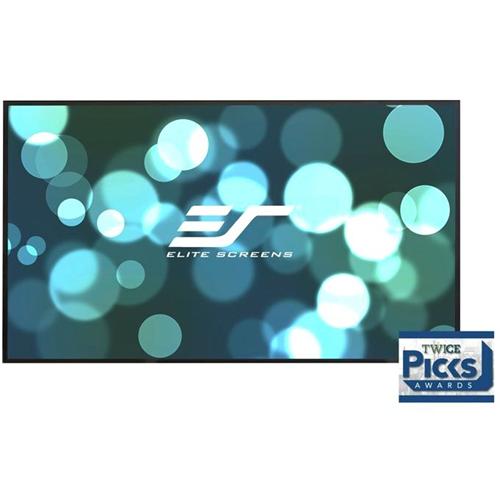 "EliteScreens Aeon 74""x131"" EDGE FREE Frame - 150"" AEON 3D Screen."