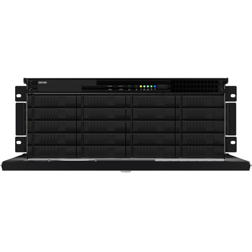 IP 4U SVR WITH 8 IP LICS RAID6 114TB W7 64BIT 60GB SSD