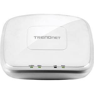 TRENDnet TEW-821DAP IEEE 802.11ac 1.17 Gbit/s Wireless Access Point