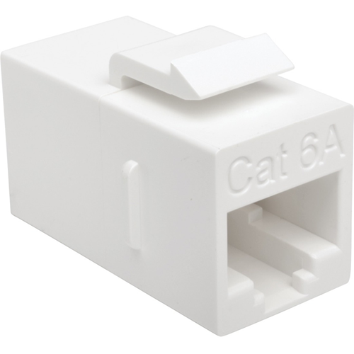 CAT6A STRAIGHT THROUGH MODULAR IN-LINE