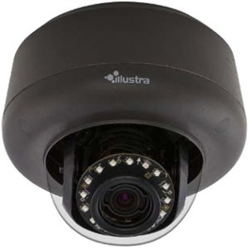 ILLUSTRA PRO 5MP MINIDOME    9-22MM INDOOR SMOKED BLK TDN WDR