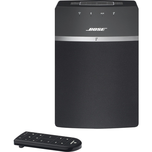 SOUNDTOUCH 10 WIRELESS MUSIC SYSTM-BLK