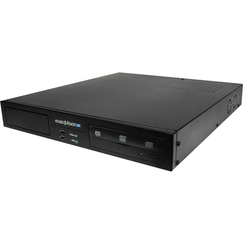 6TB HYBRID 1.5U RECORDER W/ 4IP CAM LICS 24MAX & 16ANALOG AT 30FPS