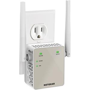 Netgear EX6120 IEEE 802.11ac 1.17 Gbit/s Wireless Access Point