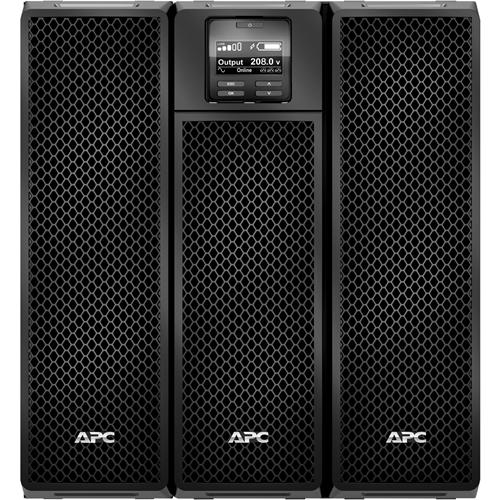 APC by Schneider Electric Smart-UPS SRT 8000VA with 208/240V to 120V Step-Down Transformer