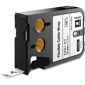 Dymo XTL Flexible Cable Wrap Label Cartridge