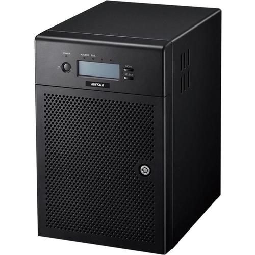 Buffalo DriveStation Ultra 12 TB 6-Drive Thunderbolt 2 Desktop DAS (HD-HN012T/R6)
