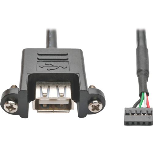 USB 2.0 HI-SPEED PANEL EXTENSION CABLE