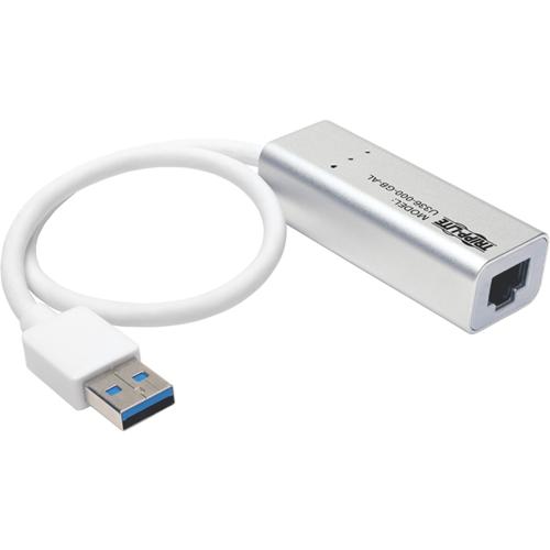 USB 3.0 SUPERSPEED TO GIGABIT ETHERNET
