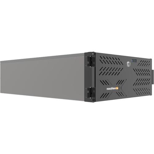 RACKMOUNT 4U RECORDER W/8 IP LICENSES (128 MAX)