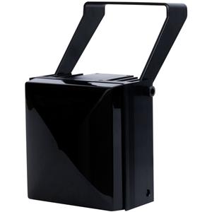 IR312 Series Medium-Range IR Illuminator (850nm, Black)