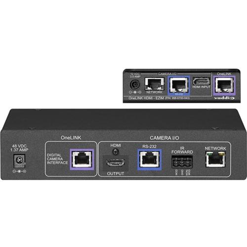 Vaddio Polycom Codec Kit for OneLINK HDMI to EagleEye IV Camera