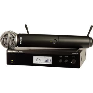 VOCAL SYS w/1 RM RCVR/TRANS/SM58 MIC