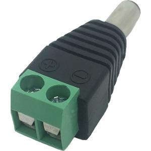 W Box 2.1mm DC Plug to Terminal