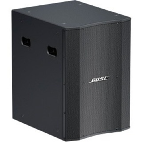 Bose MB24 WR 2-way Outdoor Floor Standing Speaker - 400 W RMS - Black