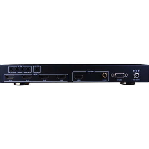 SWITCHER HDMI 4X1 MULTIVIEW