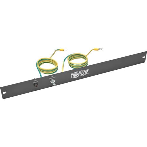 Tripp Lite (SRGROUNDPANELBC) Shelf Mounting & Ground Kit