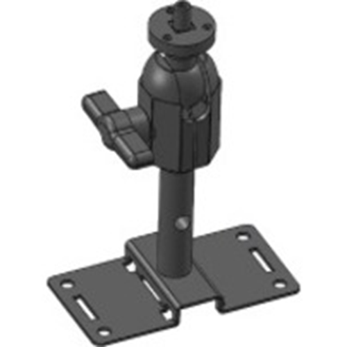 MOUNTING ARM KIT FOR OUTDOOR MOTIONVIEWER (BLACK)