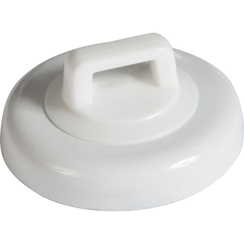 MAG DADDY Magnetic Cable Tie Mount Large,White