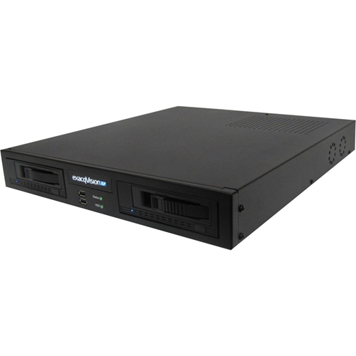 IP 1.5U RECORDER W/4 IP LIC(24MAX) 2TB