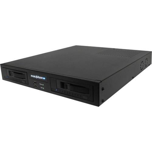 IP 1.5U REC W/4 IP LIC(24 MAX) REM DRIVES 4TB